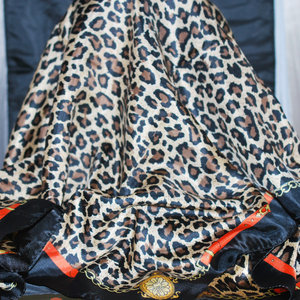 Ladies Large Animal Print Scarves